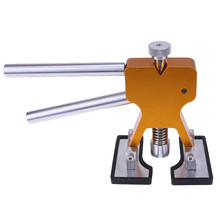 2017 PDR Инструменты автомобильный комплект Paintless Дент Ремонт Инструменты Дент удаления ручной набор инструментов для металлическая пластина dent repair