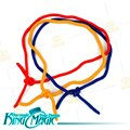 Linking Rope Free Shipping King Magic Tricks Props Toys Email Video To You