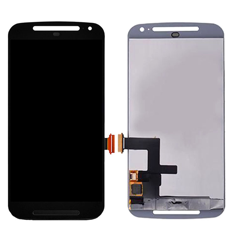 ФОТО For Motorola Moto G 2nd G2 Gen XT1063 LCD Screen Display Digitizer Touch Assembly Black Repair Part High Quality