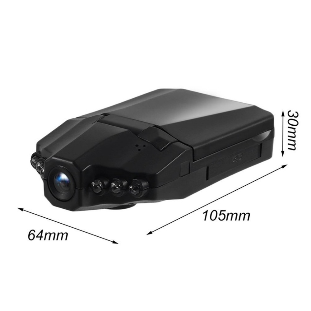 Professional Full HD 1080P 2.5 Inch Car DVR Vehicle Camera Video Recorder Dash Cam Infra-Red Drop Shipping