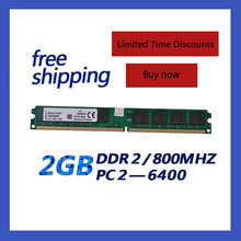 Stock brand DDR2 800 PC2 6400 2GB DDR2 RAM Memory For all MB compatible with DDR2