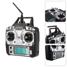 FlySky FS-T6 6CH RC Transmitter FS-R6B Radio Control Transmitter Drone