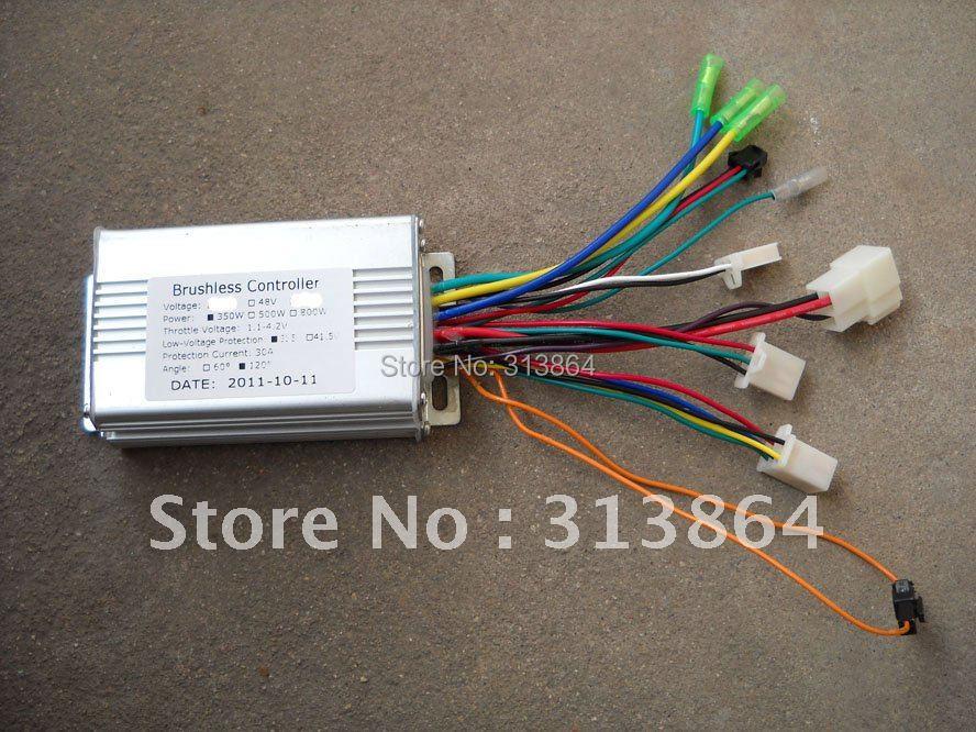Buy greentime sensor sensorless dual mode for Speed control of bldc motor