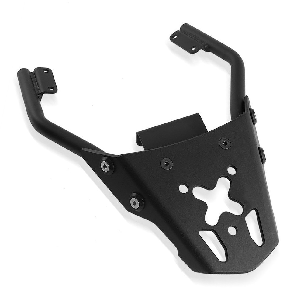 Areyourshop Motorbike Accessories Black Rear Luggage Rack Tail Shelf Frame For BMW G310R 2017-2018 New Arrival Styling
