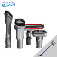 Brand Accessories Vacuum Cleaner Brush 4 In 1 Sets Multi Purpose Clean All Corners For Dyson