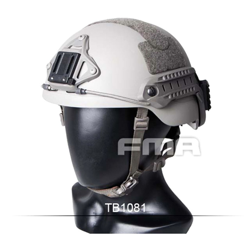 Sports Helmets TB FMA Airsoft Sentry Helmet XP Paintball Combat Tactical FG for Hunting AirsoftSports 2019