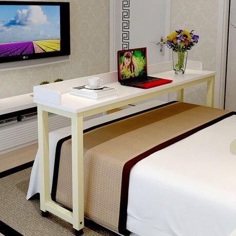 Biurka Komputerowe łóżko Meble Stół Panel + Stal Ruchome Biurko Laptop Mesa  Dobra Cena Laptop Stand