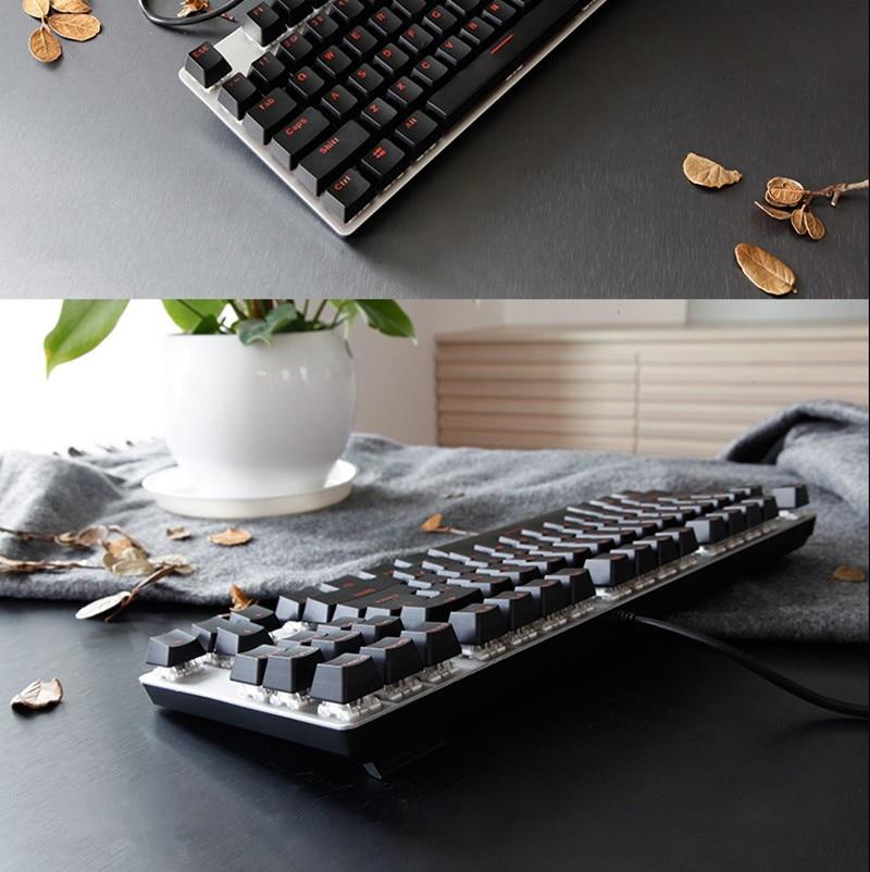 Rapoo V500 Alloy Version Mechanical Gaming Keyboard Teclado Rapoo V500 Alloy Version Mechanical Gaming Keyboard Teclado HTB1Cra8OpXXXXayaVXXq6xXFXXXG