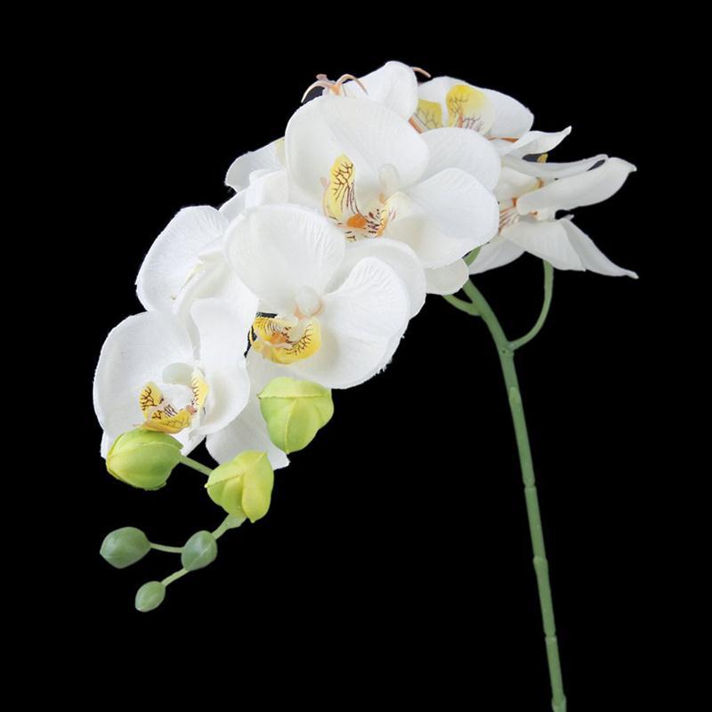 Orquídea de la mariposa Artificial flor Letax Orquídea Artificial - Para fiestas y celebraciones - foto 6