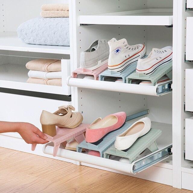 Scarpiera armadio soggiorno holder casa risparmio di spazio scarpe ...