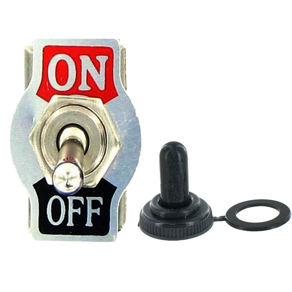 Toggle Switches SPST ON-OFF 1 piece
