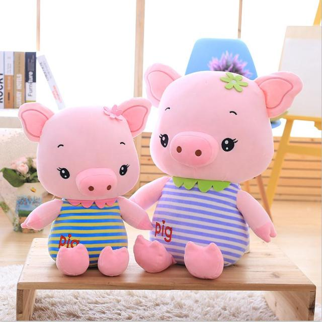 Beautiful Cute Stuffed Animal Dolls Toys Moana Pet Pig Kids