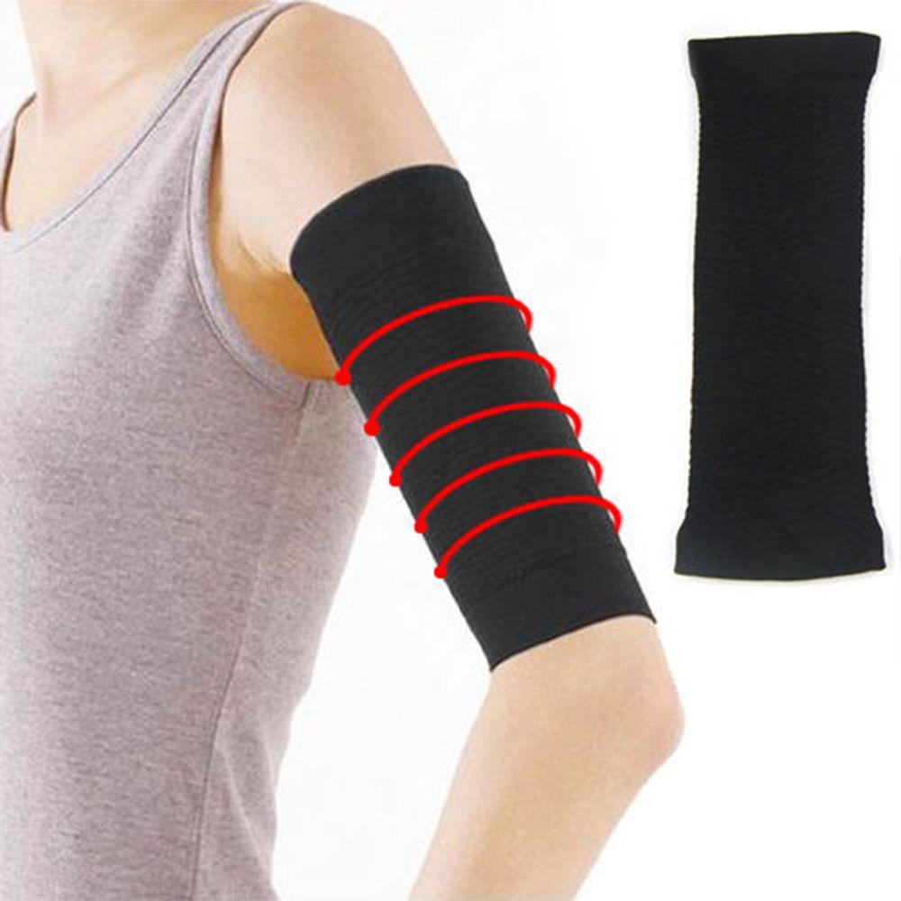 Herrlich 1 Para Abnehmen Schönheit Frauen Gewicht Verlust Arm Former Cellulite Fett Buster Wrap Gürtel Neue Fett Buster Off Frauen Nützlich Geschenk Armstulpen