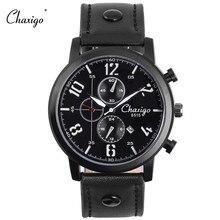 Chaxigo Homens Relógio De Quartzo relógios de Pulso À Prova D' Água 30 M Relógio Relojes Feminino Novo 2016 Cinta Charme Menino Analógico Clássico