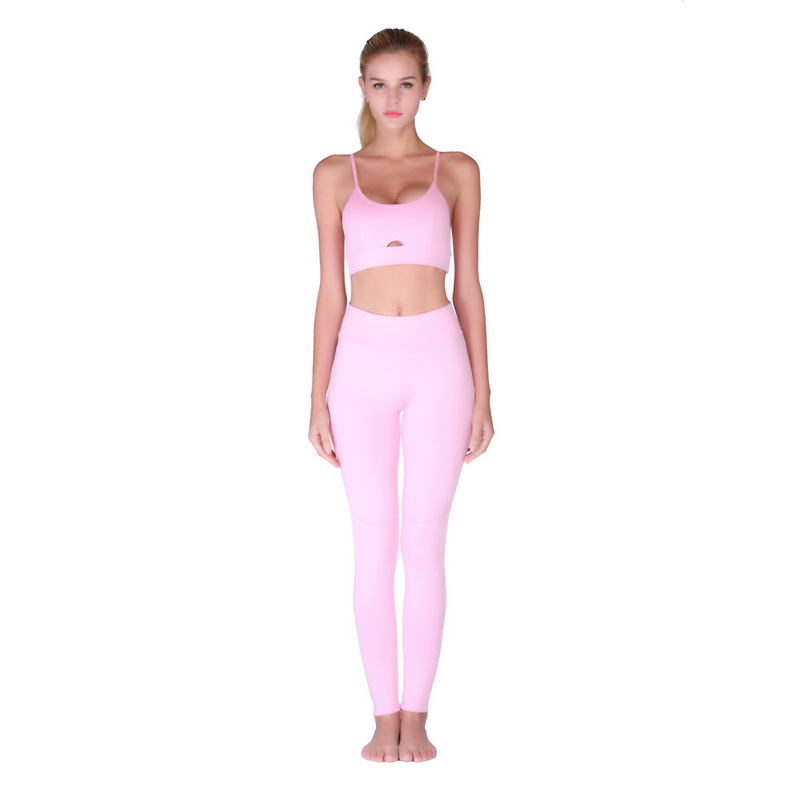 Laamei Pink Playsuit Women Fashion Hollow Out Sexy Jumpsuits Ladies Summer Rompers Fitness Femme Party Club Skinny Bodysuits