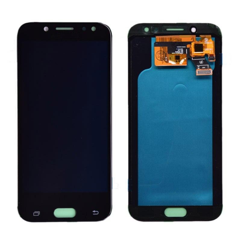 J530 AMOLED LCD pour Samsung Galaxy J5 2017 J530 J530F LCD écran tactile numériseur assemblée lcd pour J5 Pro 2017 J5 Duos - 2
