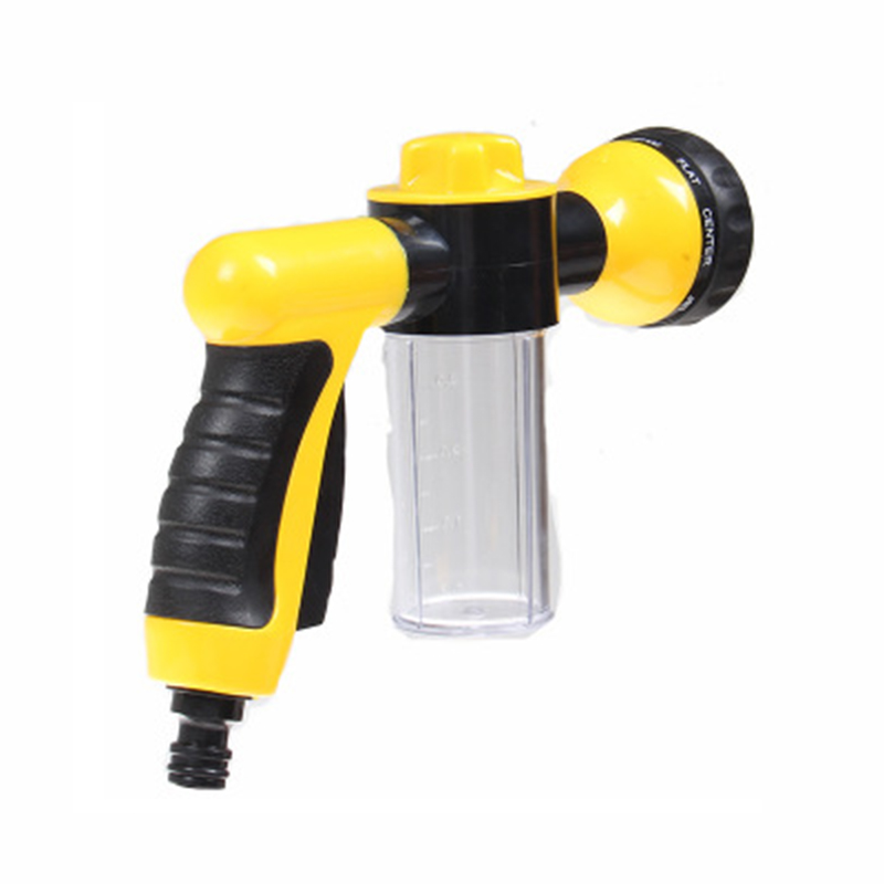 Gardening Home Adjustable Cleaning Tools Garden Watering Machine High Pressure Foam Car Cleaner Nozzle Tube0