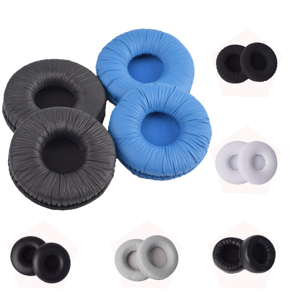 2019 New 1 Pair Replacement Foam Ear Pads Pillow Cushion Cover For JBL Tune600 T500BT T450 T450BT Headphone Headset 70mm EarPads