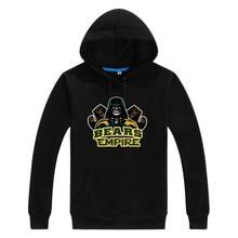 2017 College Baylor Bears Empire  Star Wars Darth Vader Men Sweashirt Women warm hoodies 0104-10