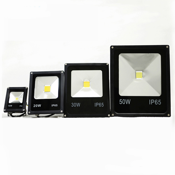 10w 20w 30w 50w led floodlights lighting outdoor for Focos led exterior 50w