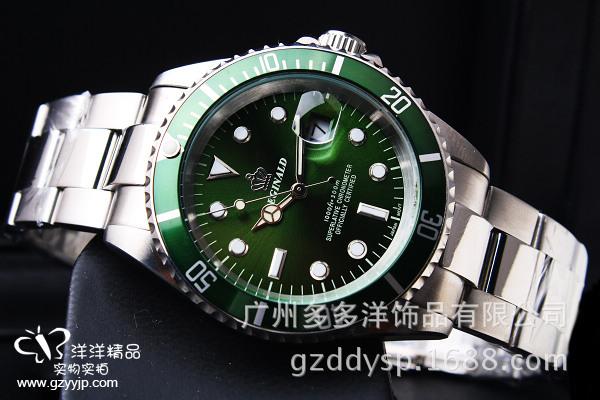35c435fb662 2016 Marca de Luxo Relógio de Pulso Hk Coroa Homens Da Forma ...