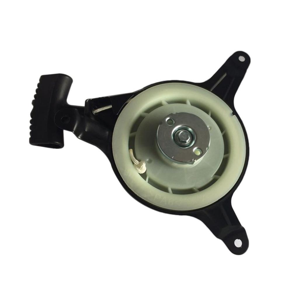 Recoil puxar starter para honda gxv120 gxv140 gxv160 hru195 hru215 cortador de grama transporte da gota