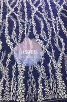 Top saleing Chantilly Lace Fabric French Lace Fabric Latest Nigerian HS0067 Laces Free Shipping