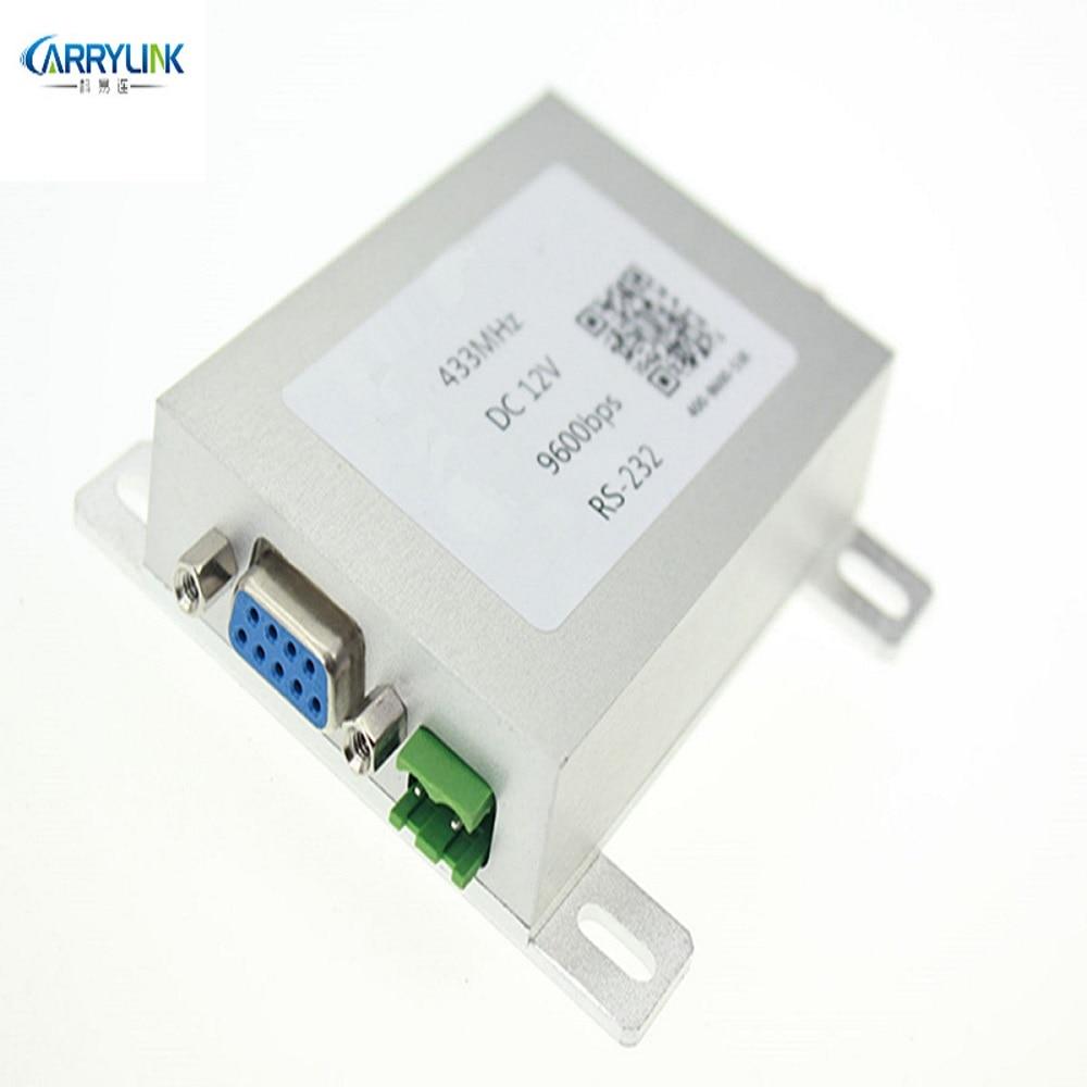 5 Вт радио uhf Модем передачи данных rs232 ttl rs485 трансивер приемник rf передатчик long range беспроводной контроллер PTZ модем KYL 300H