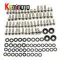 2006 2007 Ninja ZX10R Motorcycle Fairing Bolt Screw Fastener Nut Washer Kit For Kawasaki Ninja ZX-10R 2006 2007