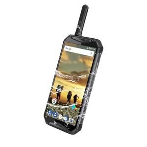 Image 4 - ulefone 3T 10300mAh IP68 Waterproof Walkie talkie Smartphone Android 8.1 IP internet 3G 4G WCDMA Radio DMR 400 470MHZ UHF Radio