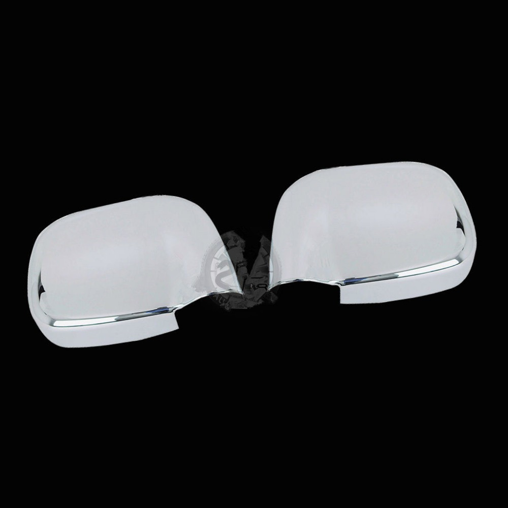 XYIVYG 2002 03 04 05 06 07 08 Chrome ABS Mirror Cover for 02-08 For Dodge Ram 1500 / 03-09 For Dodge Ram 2500/3500