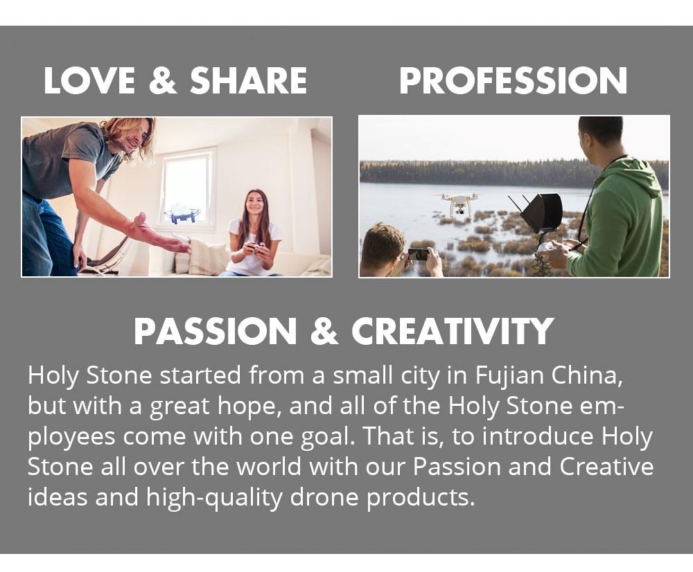 [EU USA JP Stock] Holy Stone HS100 GPS Selfie FPV Drone 500m Flight Range 2500mAh 1080P 7P Camera RC Quadcopter No Tax to EU 32