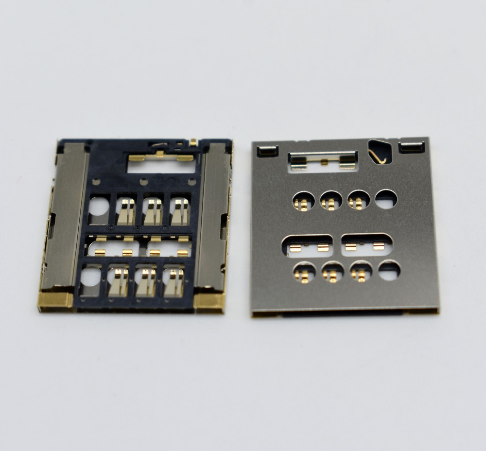 20pcs/lot Sim Card Reader Module Slot Tray Holder Socket For Sony Xperia ION LT28 LT28i LT28h Acro S LT26W