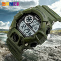 SKMEI Brand s shock Mens Military Sports Watch LED Digital Watches Men Waterproof Multifunction Student Army Wristwatches