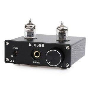 Image 4 - Усилитель для наушников KGUSS A1 MINI 6J1, усилитель для наушников NE5532 6K4