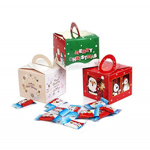 12 Candy Boxes  Christmas Party Favor Christmas