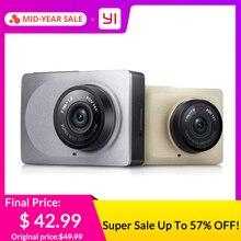"YI Smart Dash Camera Video Recorder WiFi Full HD Car DVR Cam Night Vision 1080P 2.7"" 165 Degree 60fps ADAS Safe Reminder"