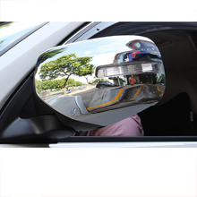 Lsrtw2017 Abs Car Rearview Protective Cover for Mitsubishi Pajero Sport Montero 2008 2009 2010 2011 2012 2013 2014 2015 2016 недорого