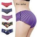 Women's Panties Seamless Underwear Printing Comfortable Briefs Ladies Slimming Hip Bodysuit Control Shaper Underwear