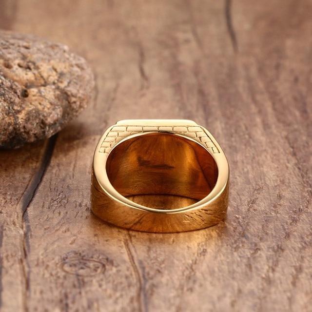 טבעת גולדפילד לגבר 2020 3