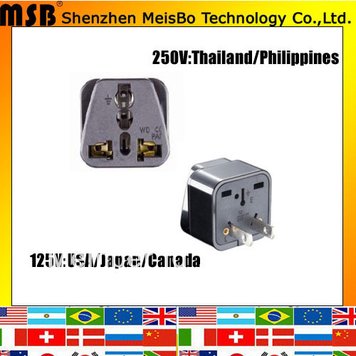 Uk To Thailand Travel Adapter Argos Mac Vga Adapter Cost Usb 3 0 Multi Adapter M 2 Nvme Ssd Pcie X4 Adapter: Universal Travel 10A 250V ABS Material AU Swiss South