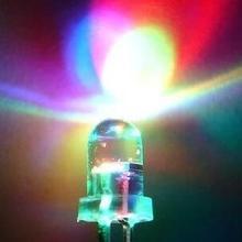 50 шт. 5 мм 4 контакта RGB светодиодный общий анод трехцветные светоизлучающие диоды рассеянный туман прозрачный