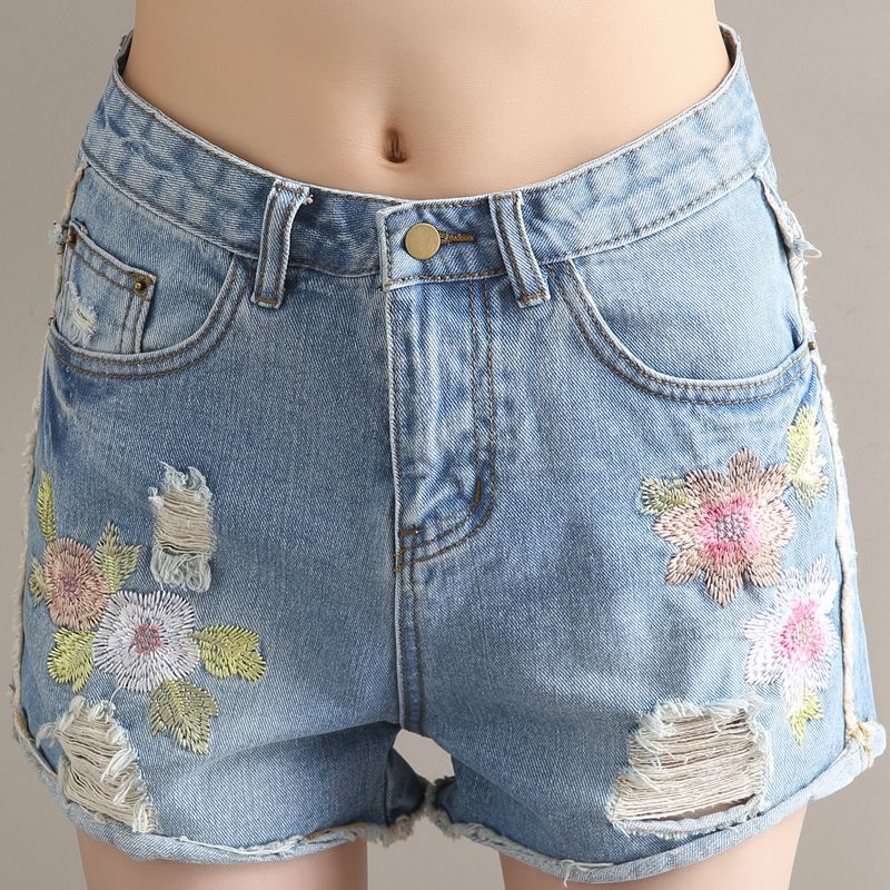 Online Get Cheap High Waisted Jeans Shorts -Aliexpress.com ...