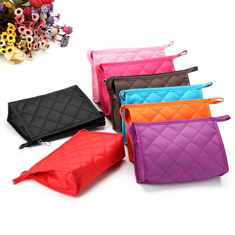 2016 Nylon Multifunction Women Travel Cosmetic New Storage Bag Makeup Handbag Ourdoor Travel Bags 88 LBY2017 multifunction nylon pet storage bag cosmetic bag pink grey