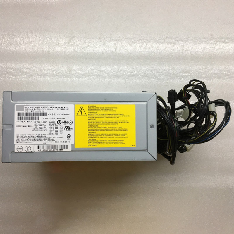 For HP XW8400/XW9400 Server Power Supply TDPS-825AB B 405351-003 408947-001 135WFor HP XW8400/XW9400 Server Power Supply TDPS-825AB B 405351-003 408947-001 135W