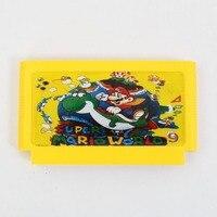 Супер Мир Mali 60 Pin игровая карта для 8 бит Subor