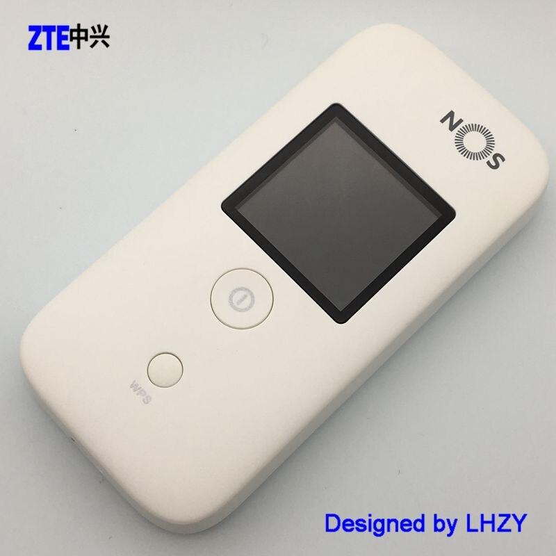 Original Unlocked New ZTE MF65+ HSPA+ 21.6Mbps 3G Wireless Router 3G UMTS Mobile Pocket WIFI Broadband 3G SIM Card Mifi R