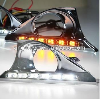 Anul 2012-2014 LED Camion Aurion LED DRL LED Ceata Lumină de zi cu - Faruri auto