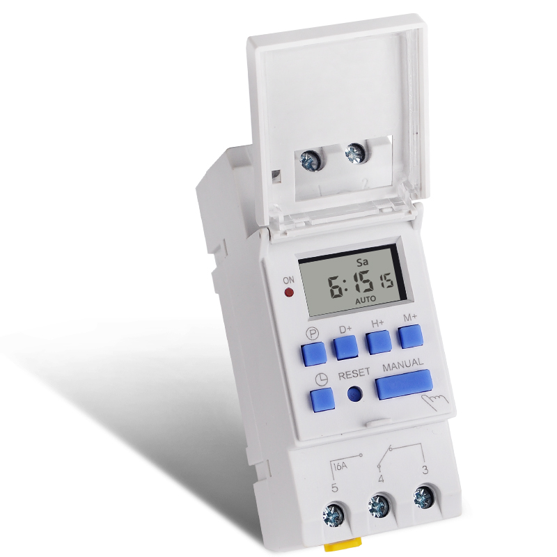 SINOTIMER Marca Electrónica Semanal 7 días Programable digital - Instrumentos de medición - foto 2