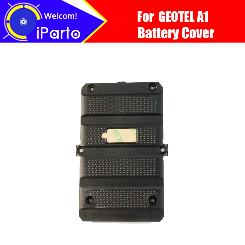 4.5 inch GEOTEL A1 Housing Middle Frame Bezel 100% Original New Middle Plate Cover Repair Parts for A1 Mobile Phone